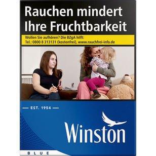 Winston Blue 8 €