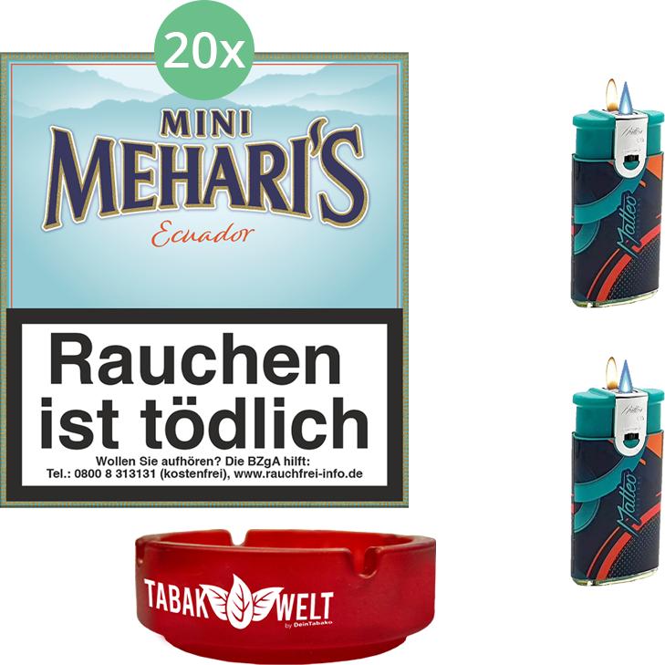 Mehari's Mini Ecuador 20 x 20 Stück