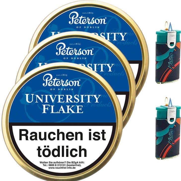 Peterson University Flake 3 x 50g