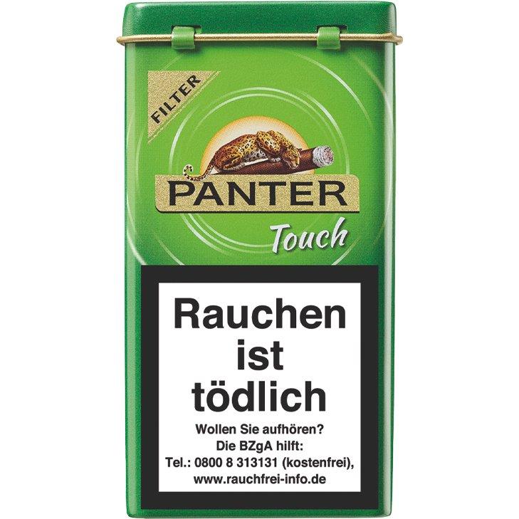 Panter Touch Green Filter 5er