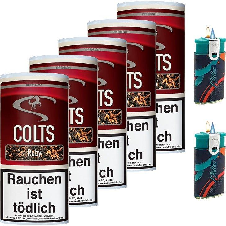 Colts Ruby 5 x 50g