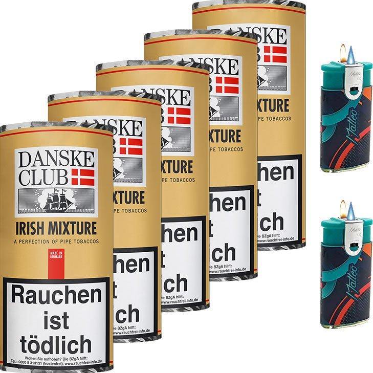 Danske Club Irish Mixture 5 x 50g