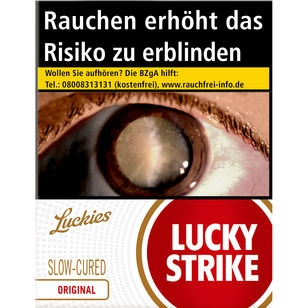 Lucky Strike Red 8 €