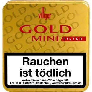 Villiger Gold Mini Filter
