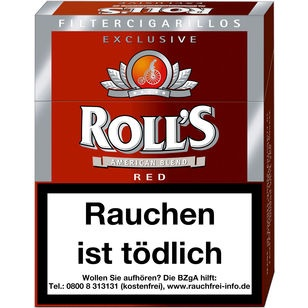 Rolls Exclusive Red 3,60 €