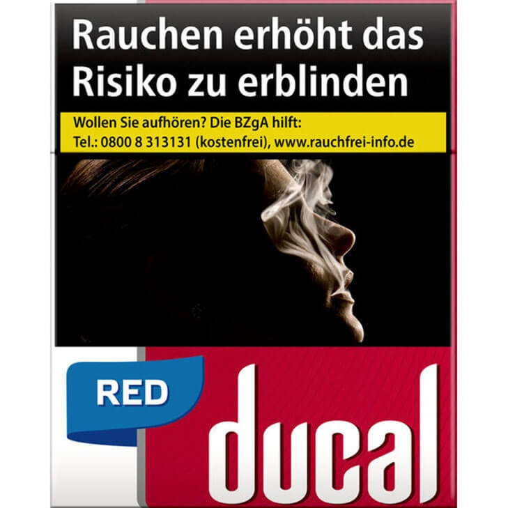 Ducal Red 8 €