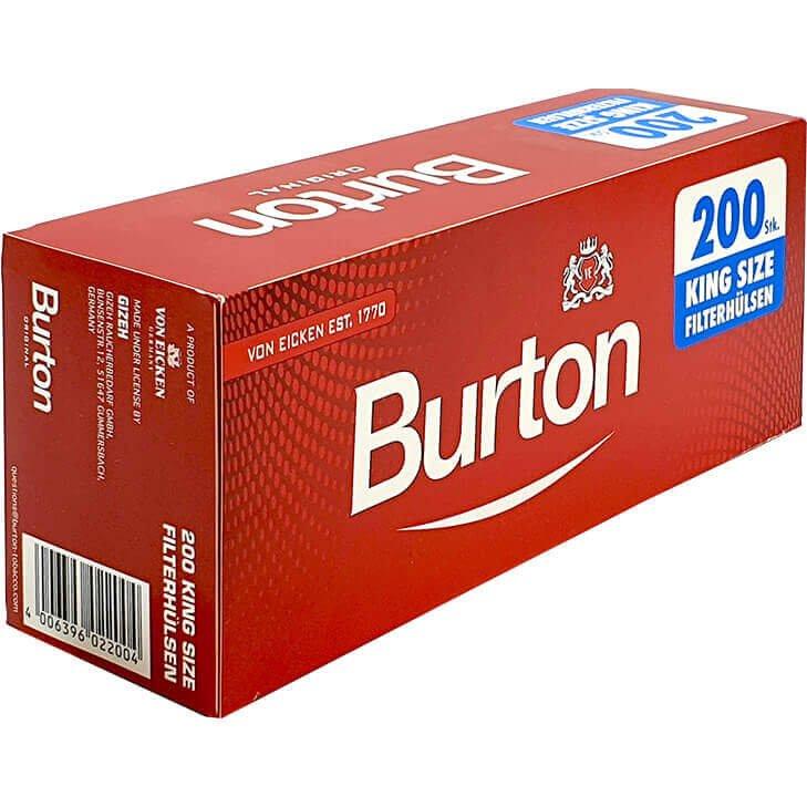 Burton Filterhülsen King Size