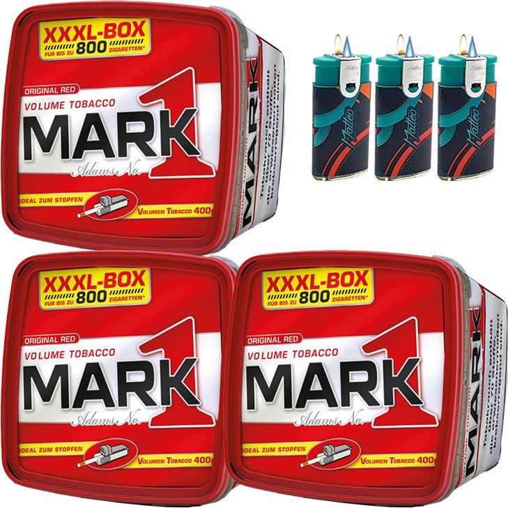 Mark 1 - 3 x 400g