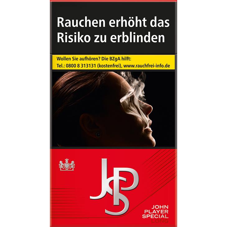 Jps Red Long 6,90 €