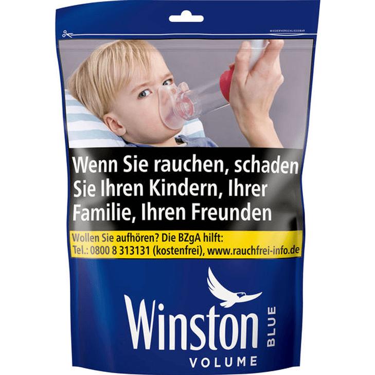 Winston Volume Blue 125g
