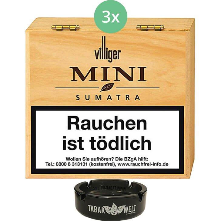Villiger Mini Sumatra Filter 3 X 50 Stück