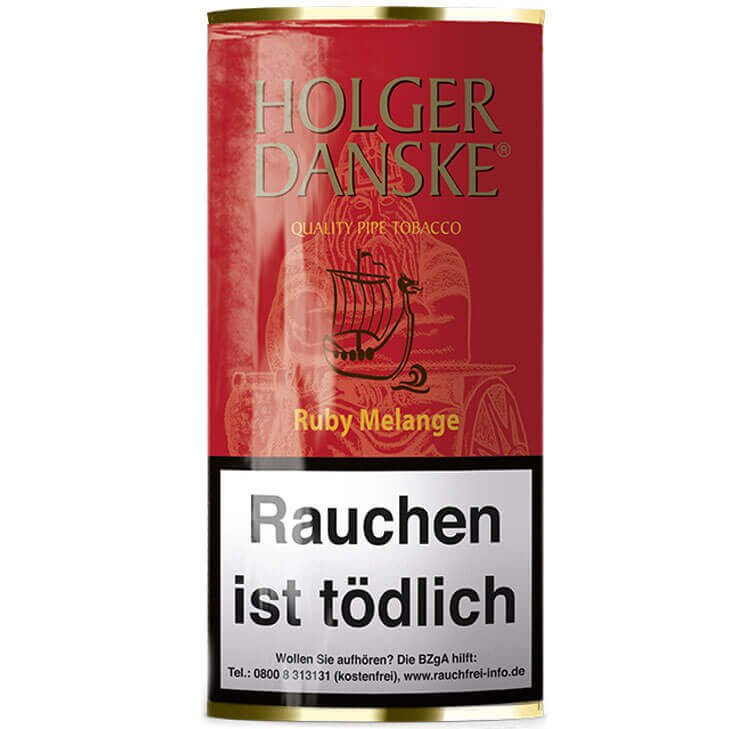 Holger Danske Ruby Melange 40g