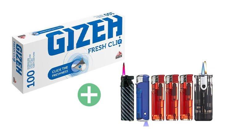 Gizeh Fresh Cliq 15 x 100