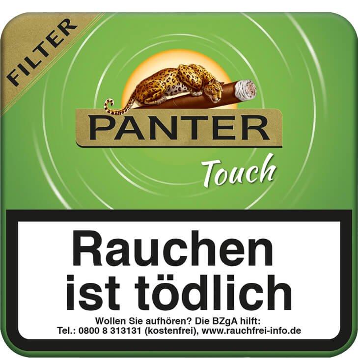 Panter Touch Green Filter 20er