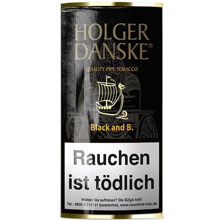 Holger Danske Black and B. 40g