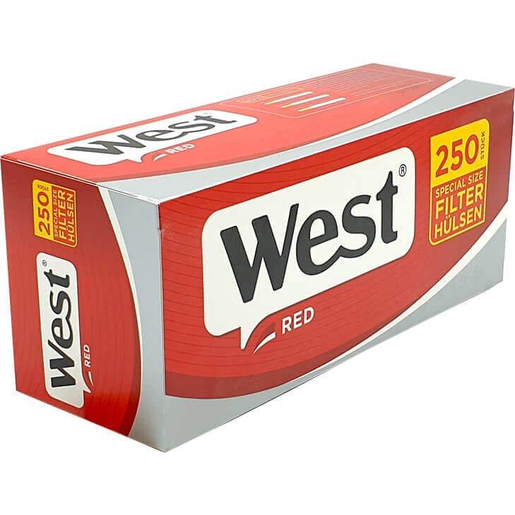 West Red Special Size Filterhülse 250