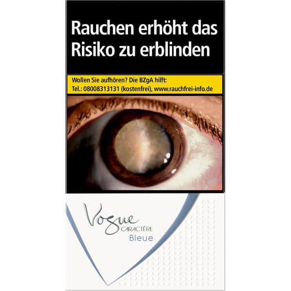 Vogue Caractère Bleue 7,20 €