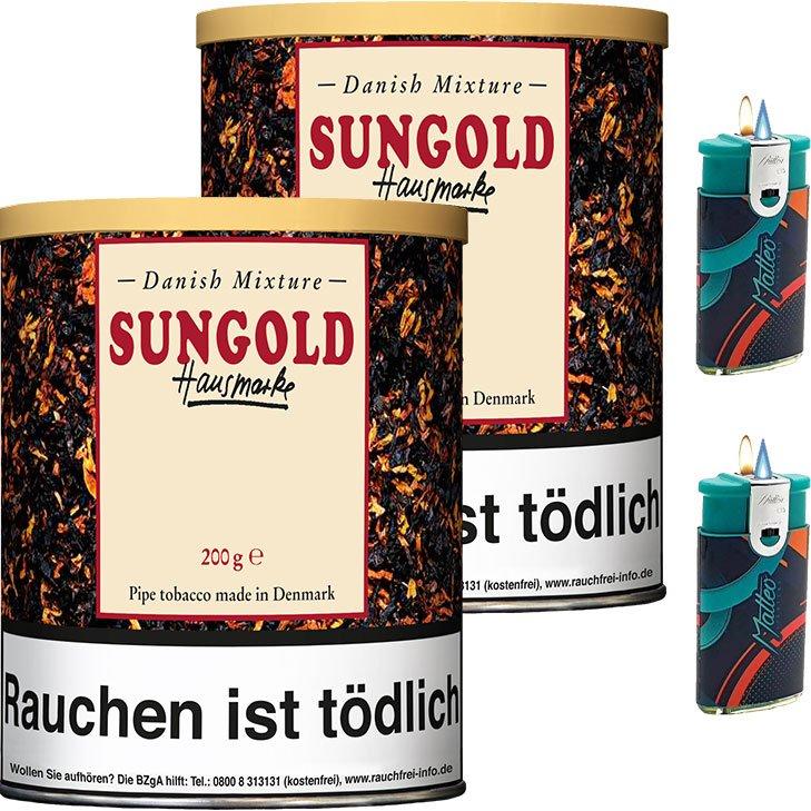 Danish Mixture Sungold 2 x 200g