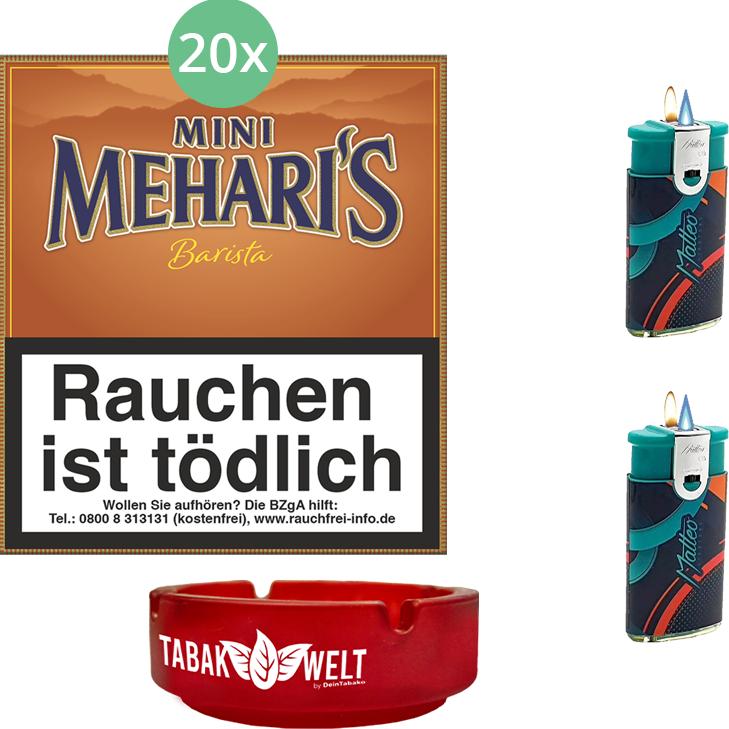Mehari's Mini Barista 20 x 20 Stück