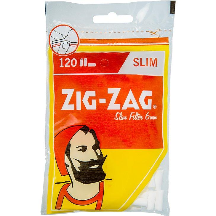 Zig Zag Spezial Slim 6 mm 120 Stück