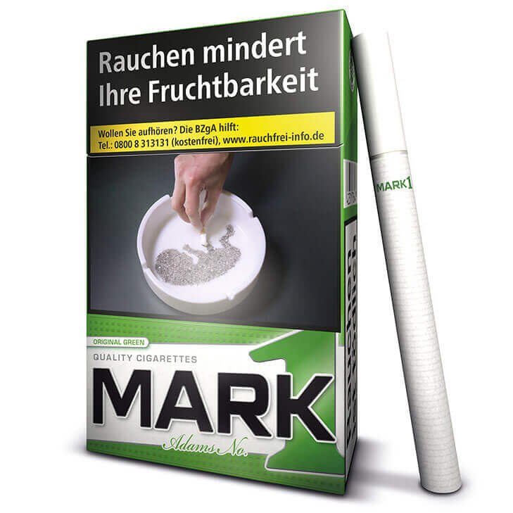 Mark 1 Hybrid Zigaretten 6,00 €
