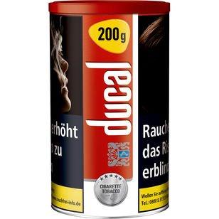 Ducal Red / Rot Feinschnitt / Zigarettentabak 200g