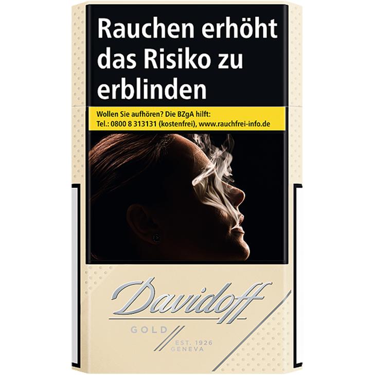 Davidoff Gold (3 Stangen) 30 x 20 Stück