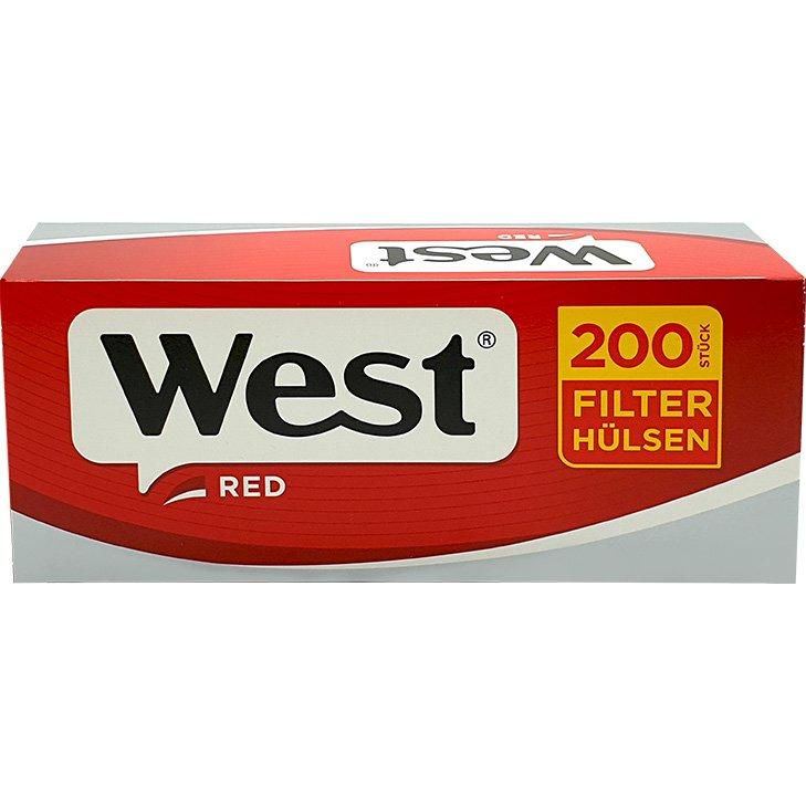 PL88 Red 6 x 400g Volumentabak 3000 Red Filterhülsen Uvm.