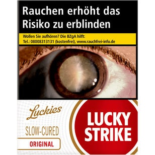Lucky Strike Red 12 €