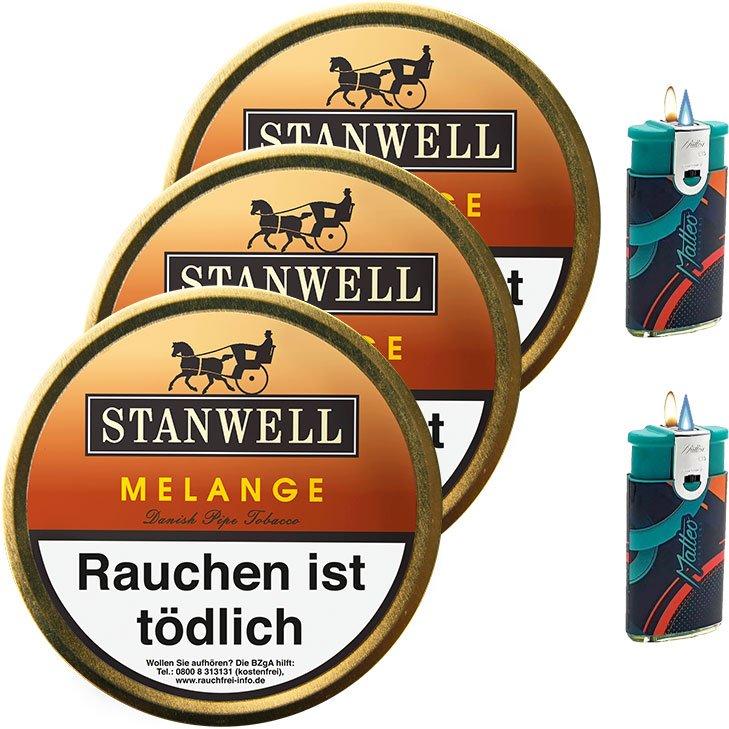 Stanwell Melange 3 x 50g