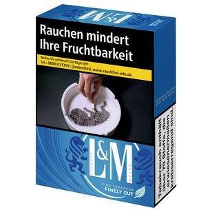 L&M Blue Label 8 €