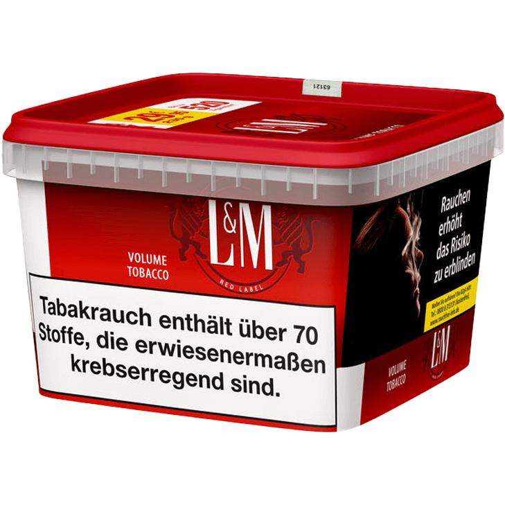 L&M Volume Tobacco Red 155g