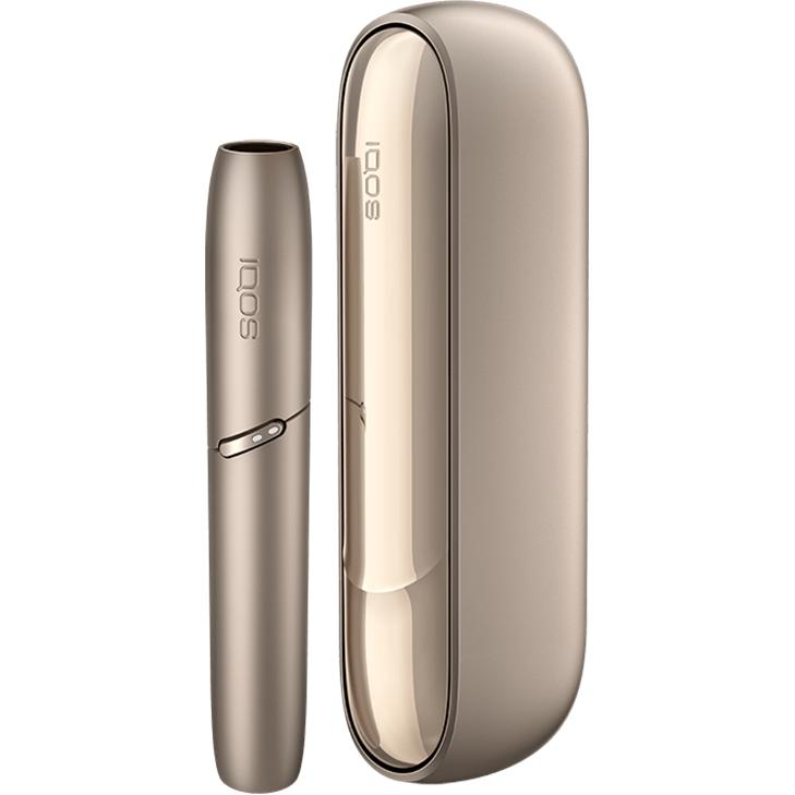 IQOS™ 3 DUO Kit Brilliant Gold