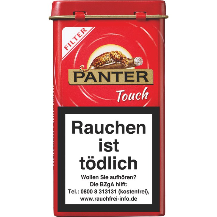 Panter Touch Red Filter 5er