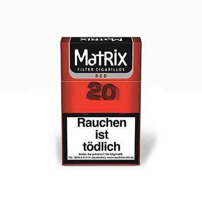Matrix Red Zigarillo 2,20 €