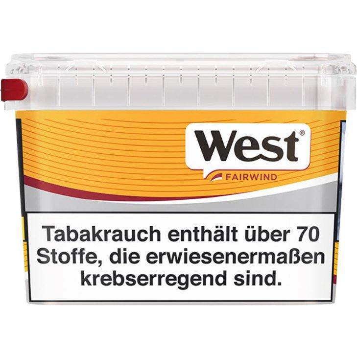 West Yellow Volume Tobacco 185g