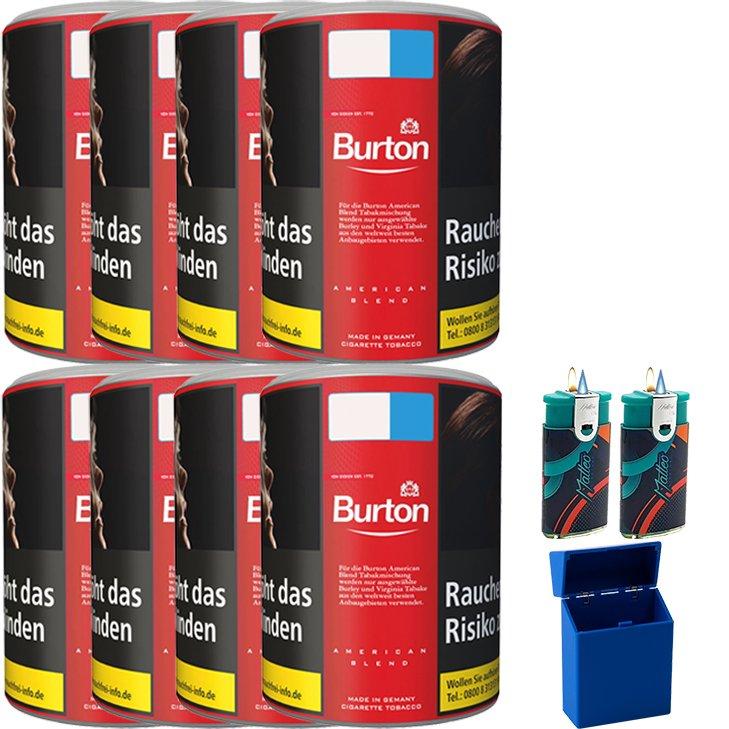 Burton Original 8 x 120g mit Etui
