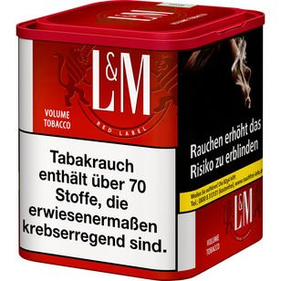 L&M Volume Tobacco Red M 42g