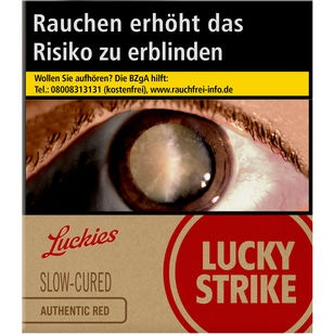 Lucky Strike Authentic Red 10 €