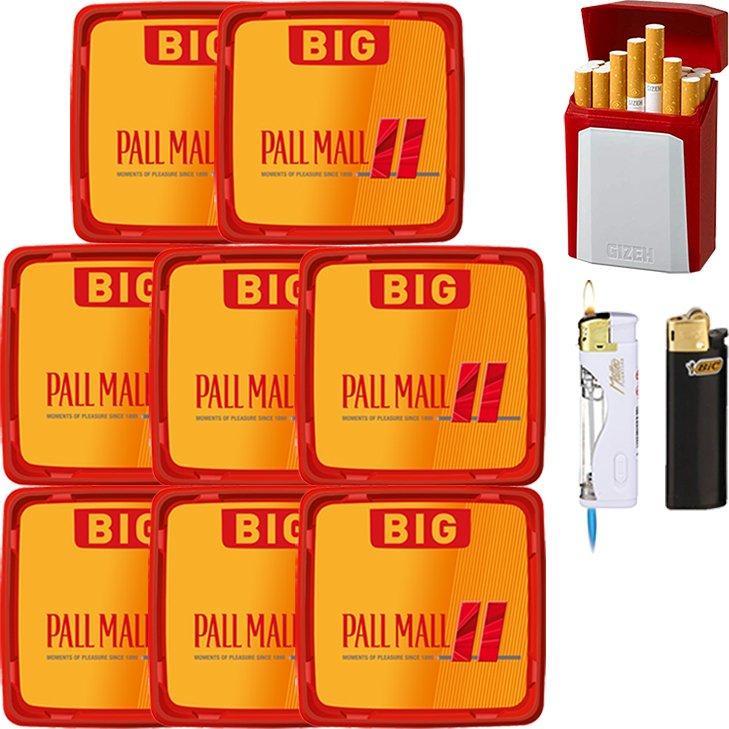Pall Mall Allround Red 8 x 120g mit Etui