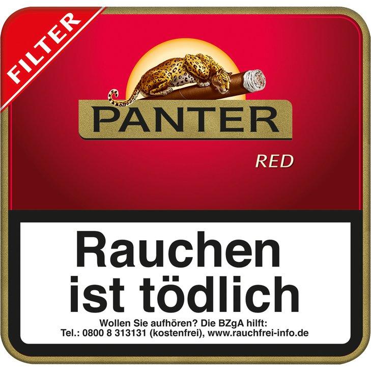 Panter Red Filter 20er