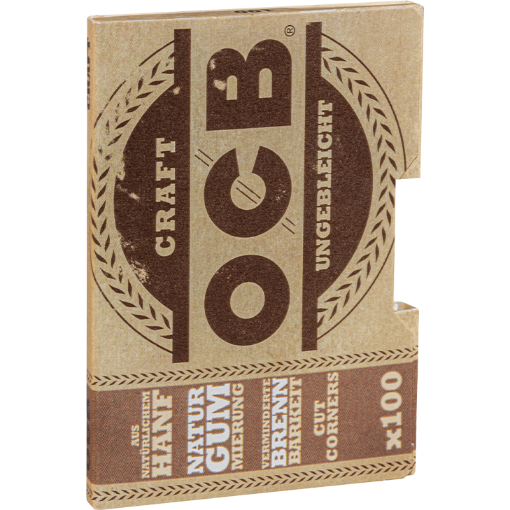 OCB Craft Ungebleicht 100 Blatt
