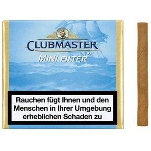 Clubmaster Mini Filter Blue