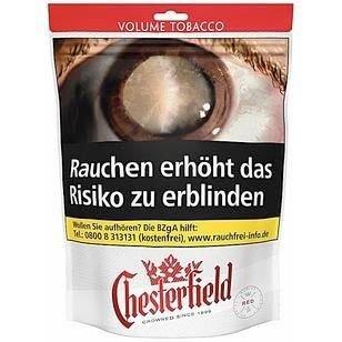 Chesterfield Red Volume Tobacco Giga 135g