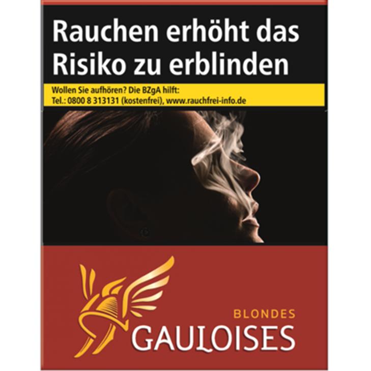Gauloises Blondes Rot 12 €