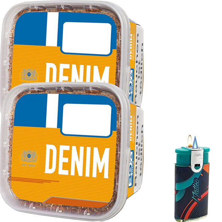 Denim Mega Box 2 x 290g