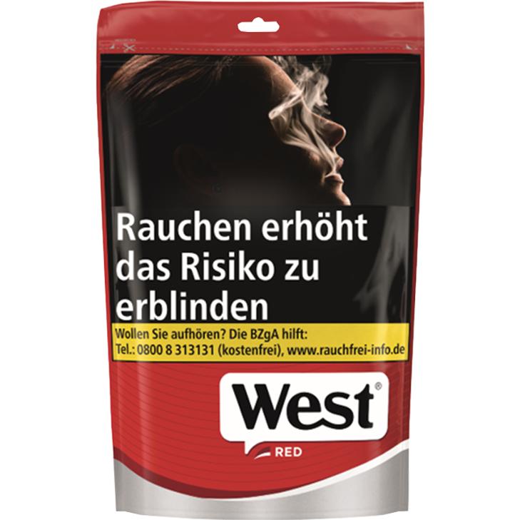 West Red Volume Tobacco 96g