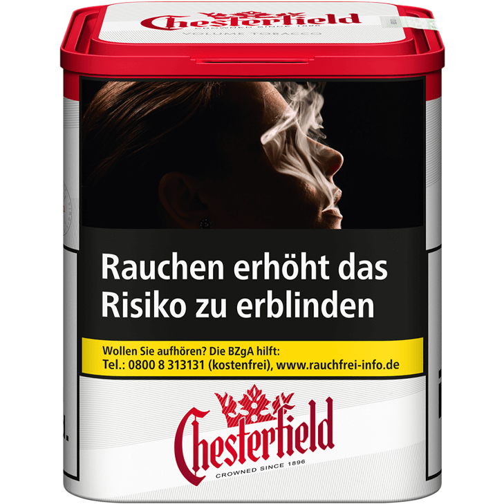 Chesterfield Red Volume Tobacco 105g