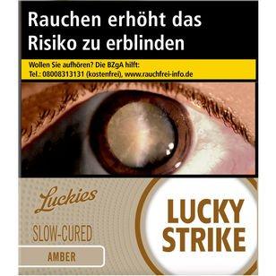 Lucky Strike Amber 10 €