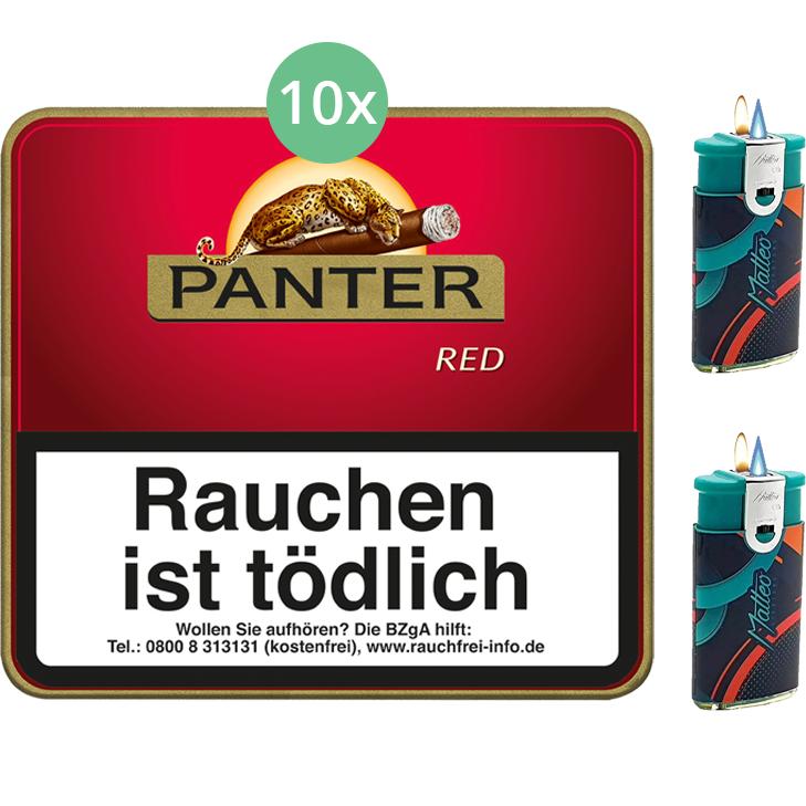 Panter Red 10 x 20 Stück